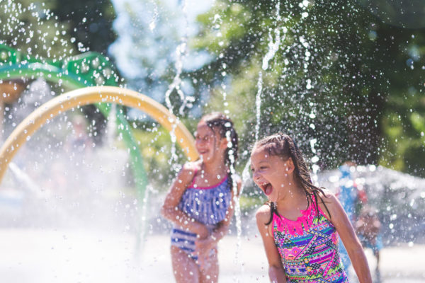 Children's Splash Pad