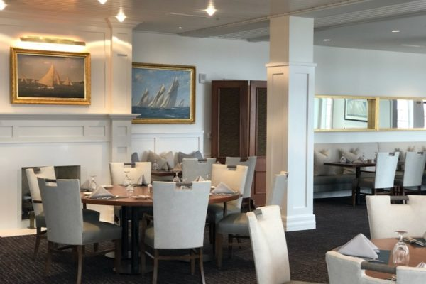 The Bay View Dining Room